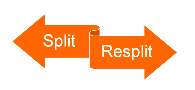 split i resplit